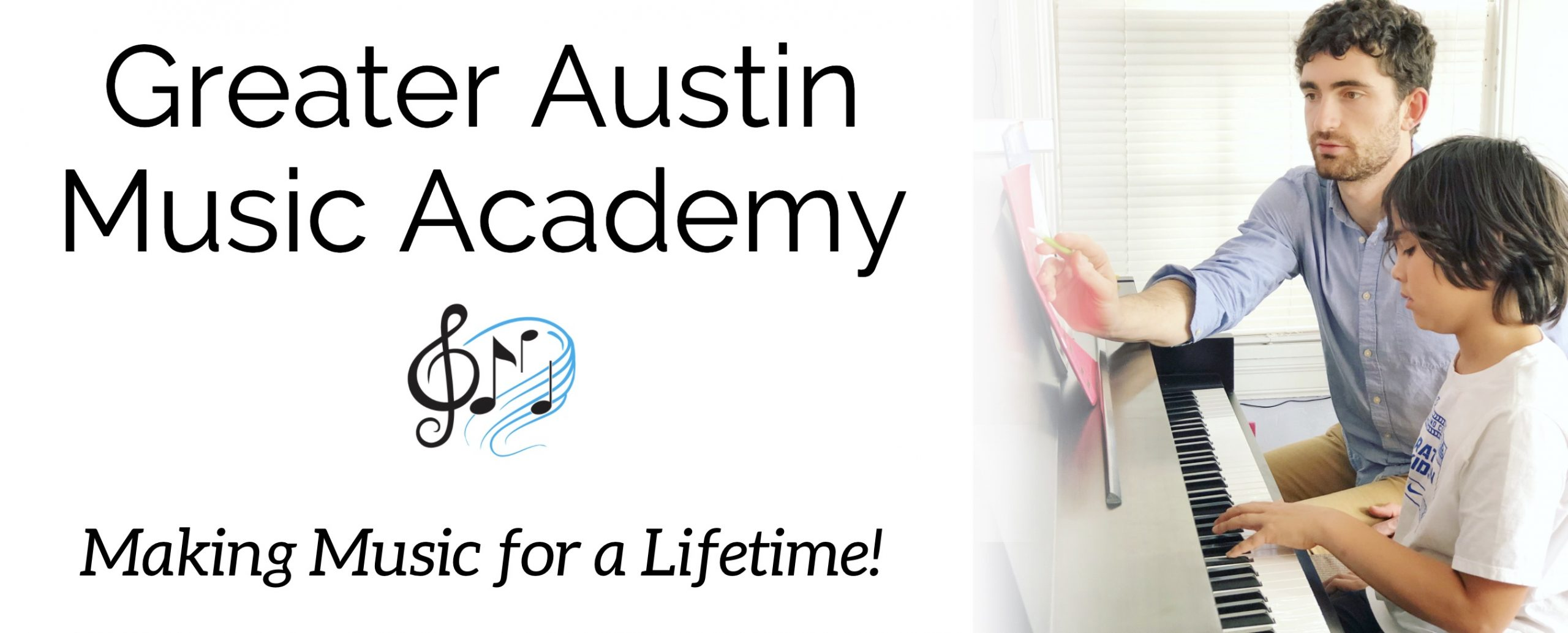 Piano and Music Lessons in Austin Texas
